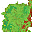Analysing fragmentation in vulnerable biodiversity hotspots in Tanzania from 1975 to 2012 using remote sensing and fragstats